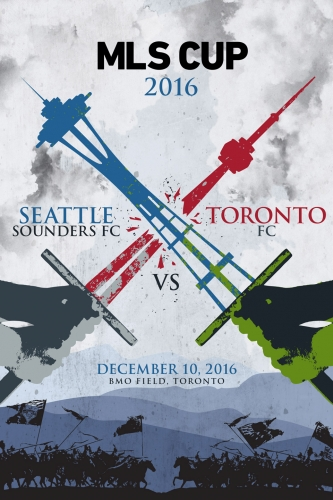 Sounders FC MLS CUP 1 2016