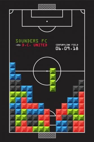 Sounders FC vs D.C. United 2018