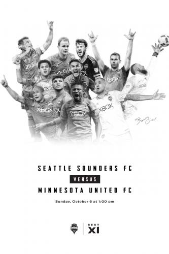 Sounders FC vs Minnesota United FC 2019