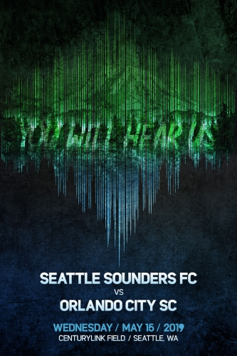 Sounders FC vs Orlando City SC 2019