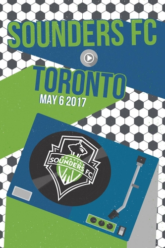 Sounders FC vs Toronto FC 2017