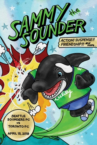 Sounders FC vs Toronto FC 2019