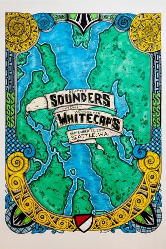 Sounders FC vs Vancouver Whitecaps FC 2017