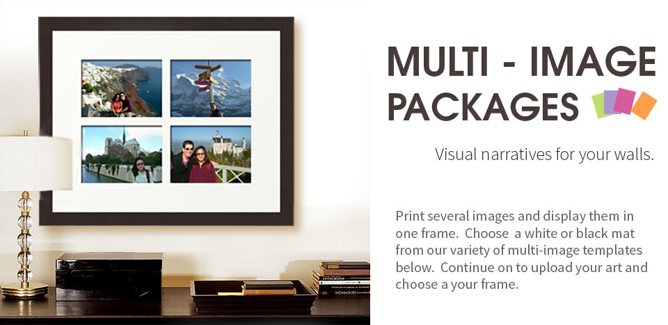 Multi Mat | Ready Matboard | Museum Quality Framing